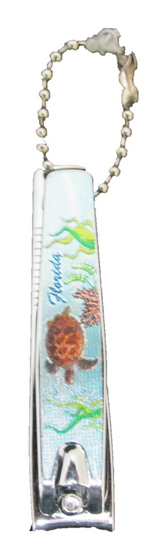 NAIL CLIPPER-TURTLES/FL * UOM: each (ea)* Minimum Order: 24
