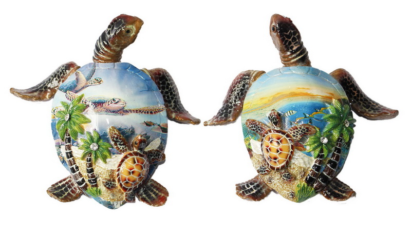 FIGURE POLY TURTLE 5
