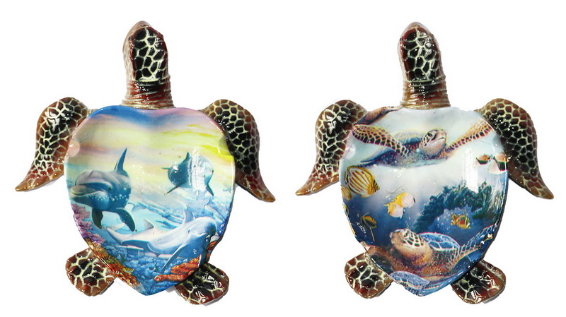 ASHTRAY POLY TURTLE 2/S * UOM: each (ea)* Minimum Order: 4