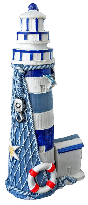 FIG POLY LIGHTHOUSE * UOM: each (ea)* Minimum Order: 12