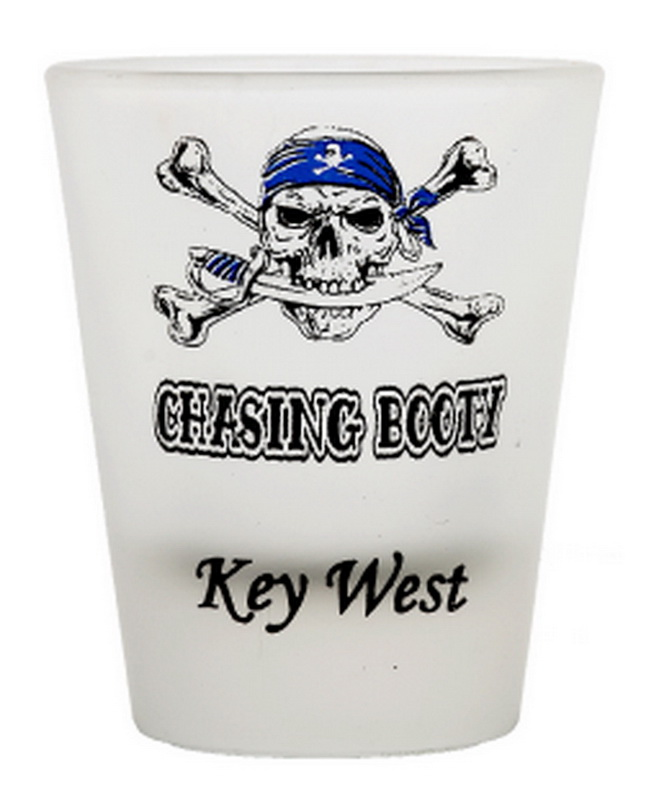 CHASING BOOTY PIRATE SHOT GLASS 12PC * UOM: * Minimum Order: