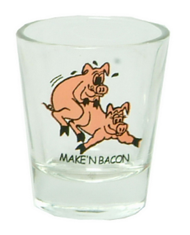 MAKIN BAKIN SHOT GLASS 12PC * UOM: * Minimum Order:
