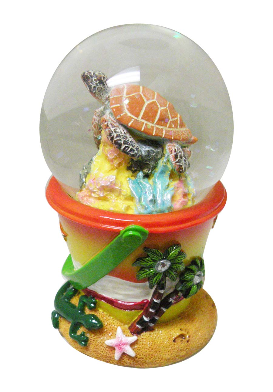 GLOBE POLY-TURTLE 65MM * UOM: PC * Minimum Order:4