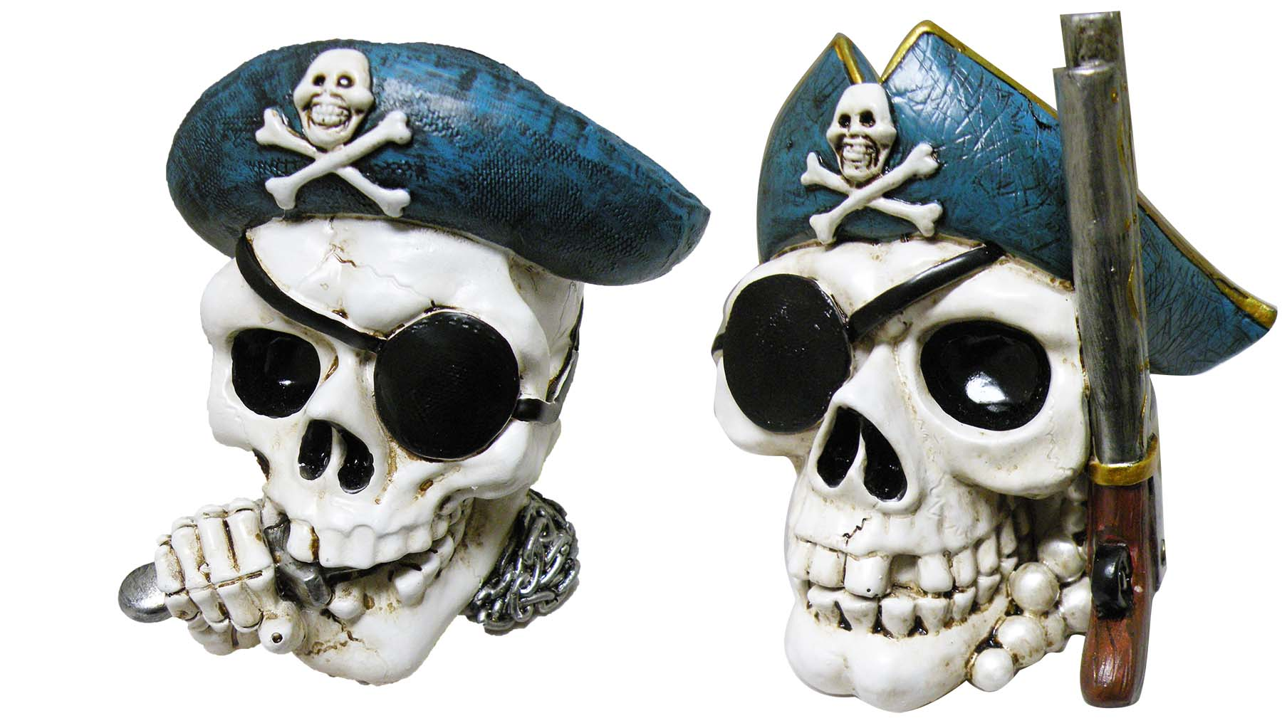 BANK POLY PIRATE SKULL * UOM: PC * Minimum Order:4