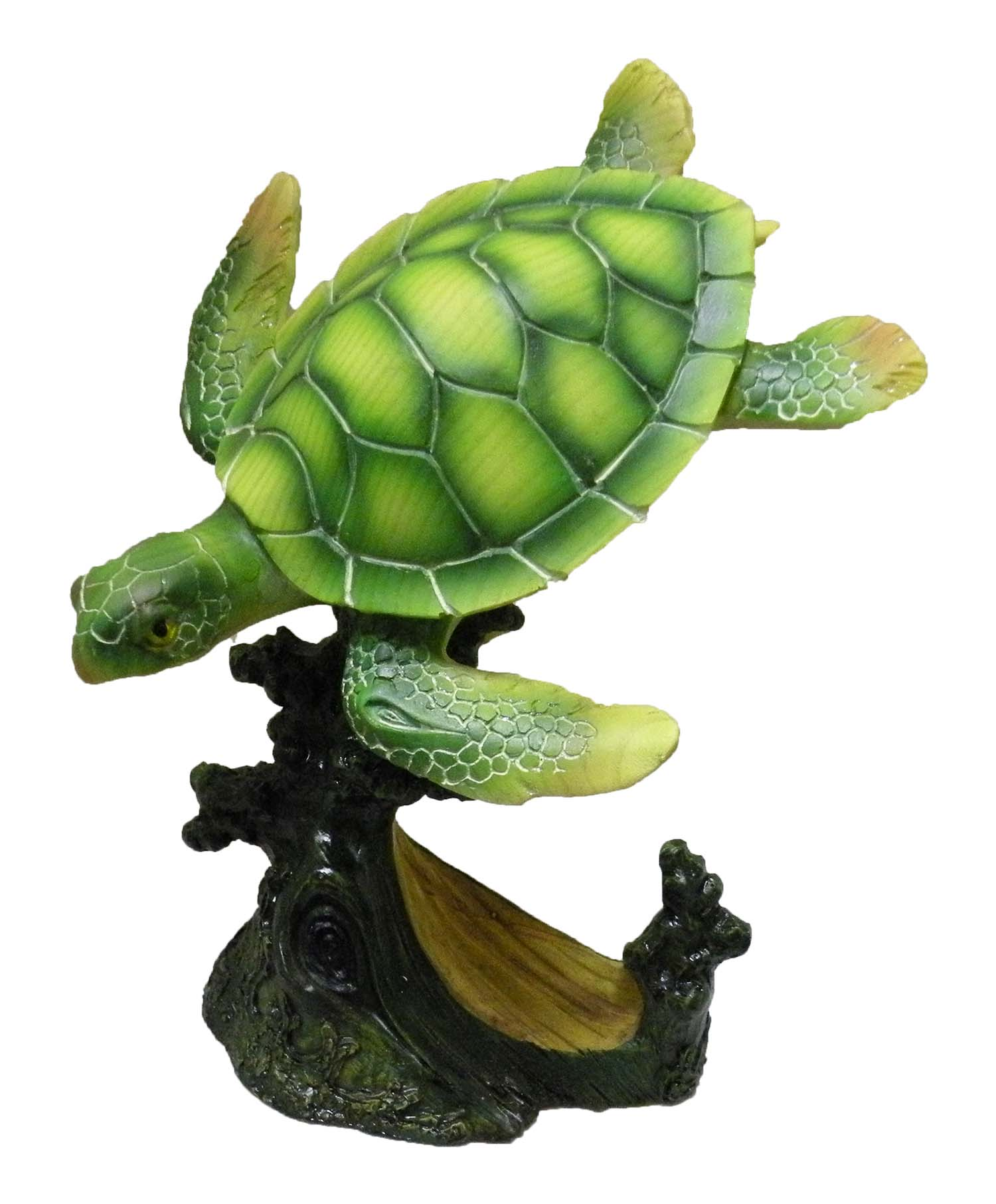 FIG POLY TURTLE WD EFFECT 7