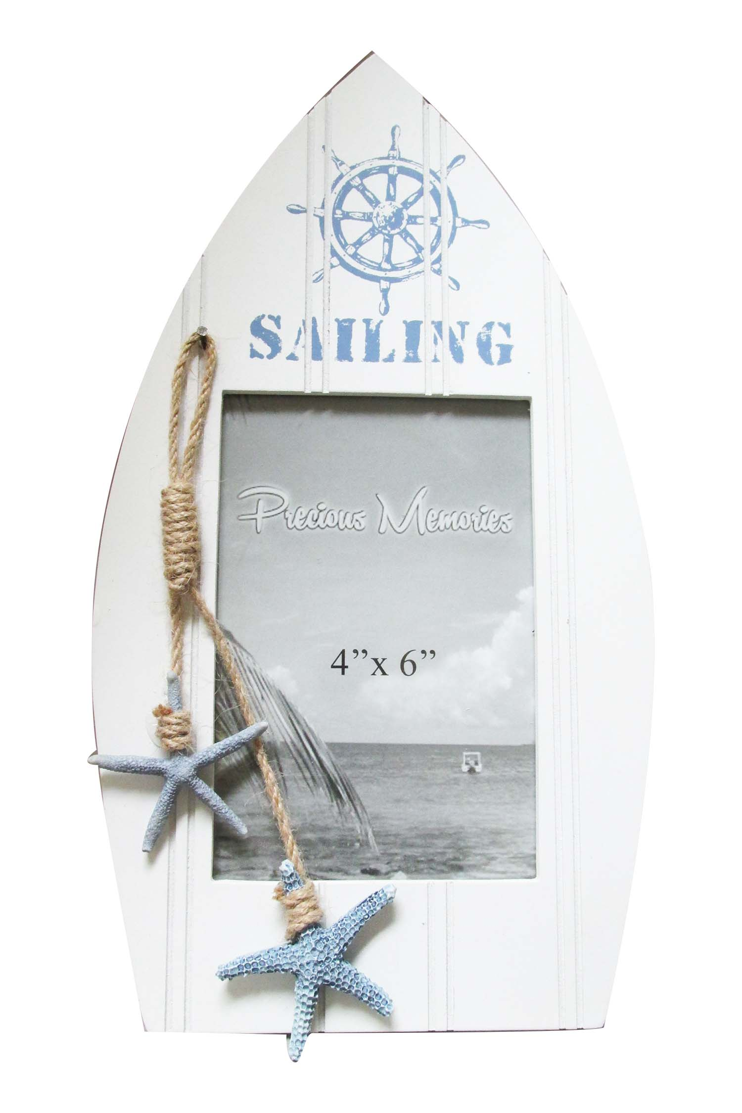 FRAME WOOD SAILING 17X3X30 * UOM: PC * Minimum Order:6