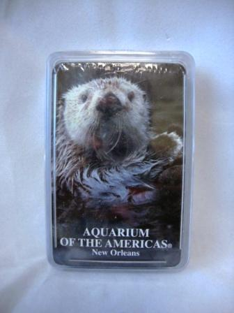 PLAY CARDS-SEA OTTER FACE * UOM: DZ * Minimum Order:1