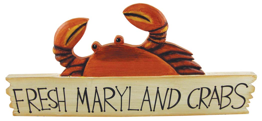 C/O-SIGN-WOOD/FRESH MARYLAND * UOM: PC * Minimum Order:2
