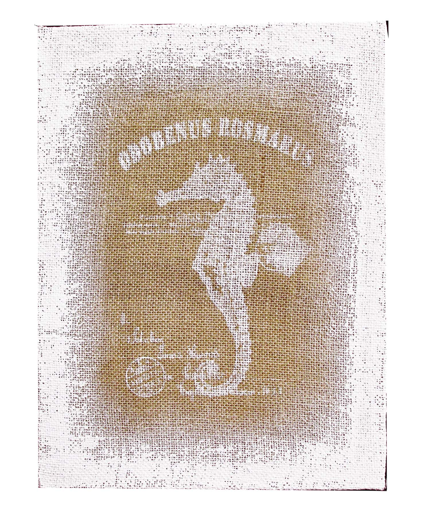 C/O-CANVAS/BURLAP SEAHORSE * UOM: PC * Minimum Order:4