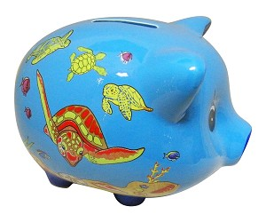 BANK-PIGGY/DOLOM/TURT/OCEAN * UOM: PC * Minimum Order:4