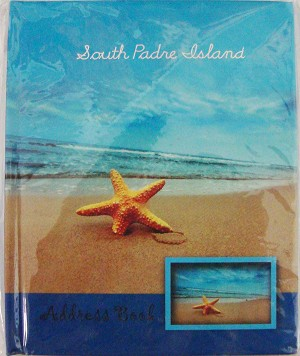 ADDRESS BOOK - STARFISH 60PG * UOM: PC * Minimum Order:4